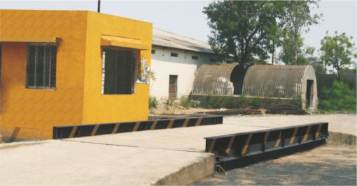 Acquire ease, comfort and accuracy though electronic weighbridges