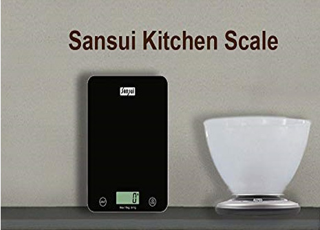 5 Reasons for using scales in kitchen