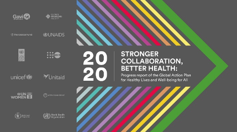 Launch of the 2020 Global Action Plan for Healthy Lives and Well-being for All progress report