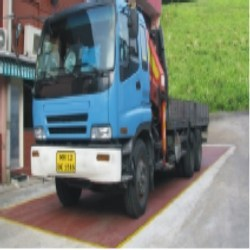 PIT TYPE WEIGHBRIDGE, truck scales, pit type weighbridge