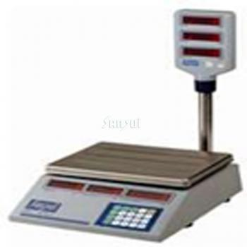 SRP GREY POLE , srp deluxe pole, table top price computing scale, table top scales