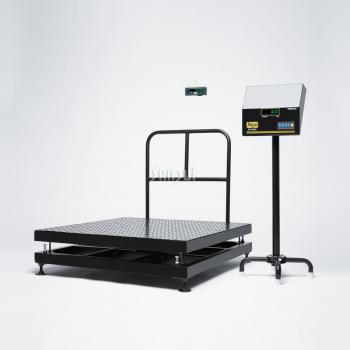 SPP BLACK, spp black, platform scale, platform weighing scales
