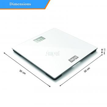 Sansui Digital Personal Human Body Weighing Scale