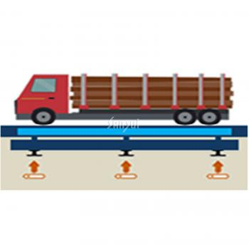 Electronic Weighbridge WUP-M