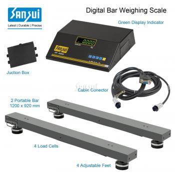 Bar Weighing scale