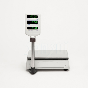 SRP DELUXE POLE , srp deluxe pole, table top price computing scale, table top scales